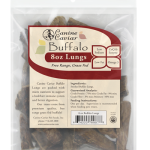 Canine Caviar Buffalo Lungs - Canine Caviar Pet Foods Inc.