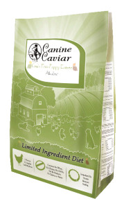 Canine Caviar Grain Free Puppy Alkaline Dog Food