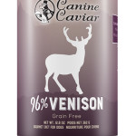 Canine Caviar Venison Canned Dog Food - Canine Caviar Pet Foods Inc.