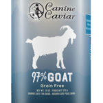 Canine Caviar 97% Goat Grain Free Canned Dog Food - Canine Caviar Pet Foods Inc.